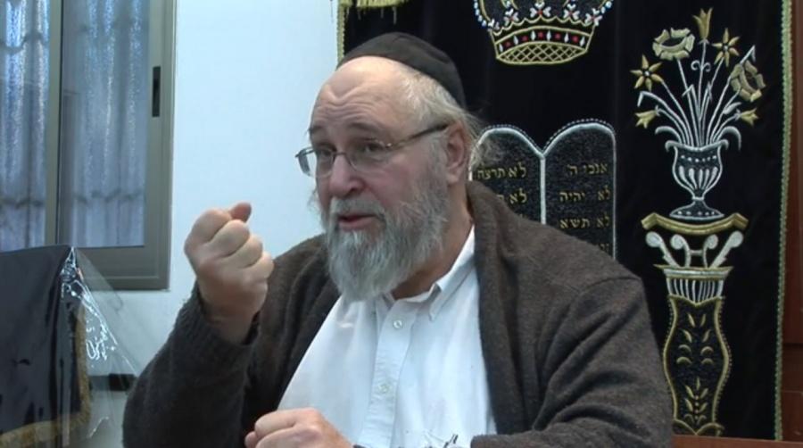 Chaim Kramer Monsey Shabaton