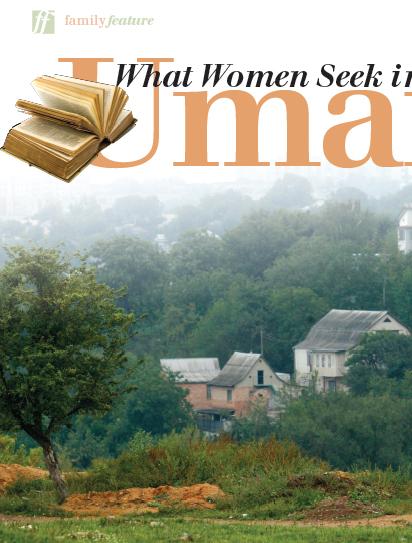 What Women Seek in Uman