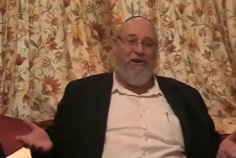 Chaim Kramer Video: This is My Land