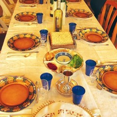 A Simple, Sincere Passover