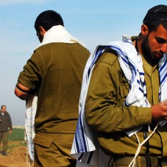 Send a Spiritual Protective Edge to IDF Soldiers