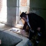 Checking the mikvah #2