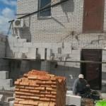 start of beis medrash construction