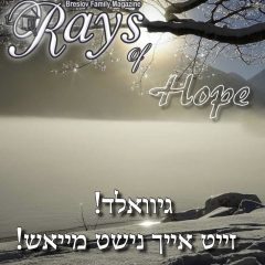 Rays of Hope – A Breslov Family Magazine