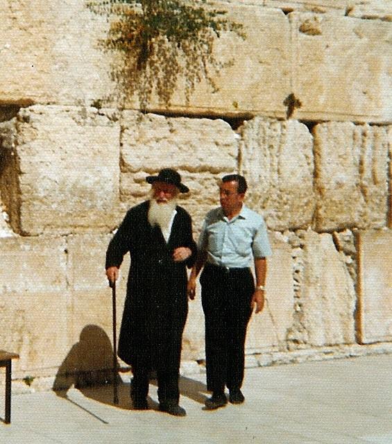 """Pictures of Rabbi Rosenfeld Za""""l"""