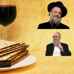 Four Amazing Live Pre-Pesach Events!